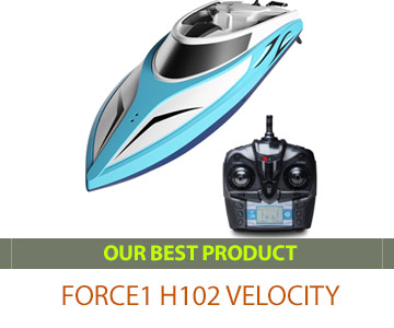 Our Best RC Boat Choice